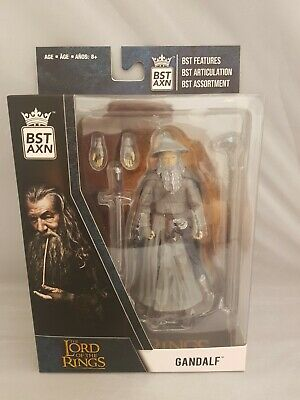 £19.99 • Buy Loyal Subjects BST AXN Lord Of The Rings Gandalf 5  Action Figure New