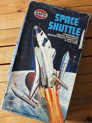 Airfix 10170 - NASA Space Shuttle - 1/144 Scale Model Kit - Missing Instructions • 45£