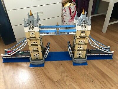 LEGO Creator Expert Tower Bridge (10214) Retired So Hard To Find. • 84.74£