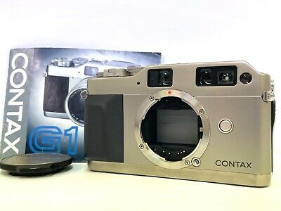 $ CDN506.39 • Buy [MINT  READ ] Contax G1 Green Label Rangefinder Film Camera From JAPAN #690