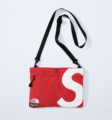 $ CDN119.95 • Buy Supreme The North Face S Logo Shoulder Bag / Red / Free Shipping🚚
