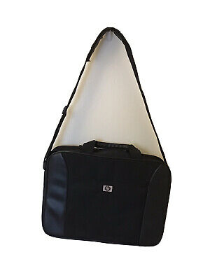 Hp Laptop Bag 16 Inches X 13 Inches ,handles, Shoulder Strap Very Good Condition • 4.50£