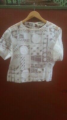 AU50 • Buy GORMAN Sheer Top Size 12 Preowned