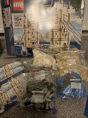 Lego Creator Expert Tower Bridge 10214 • 100£