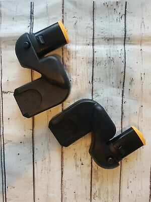 Icandy Peach 3 Lower Car Seat Adaptors Conventers Maxi Cosi Excellent Condition  • 24.99£