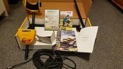 Garrett Ace 250 Metal Detector - With Coil Cover, Used Twice. • 136£