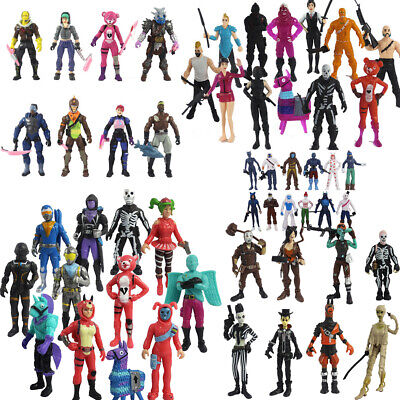 $ CDN23.28 • Buy LOT Fortnite Battle Royale Save The World Game Action Figures Collect Toys Gift