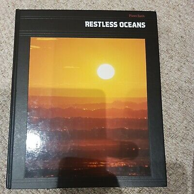 'Restless Oceans' From TIME LIFE BOOKS Series: 'Planet Earth'. • 1£