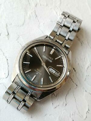 $ CDN435.10 • Buy Seiko 5 Actus 6106-7480 Vintage 23 Jewels Stainless Steel Automatic Mens Watch