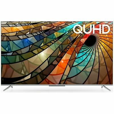 AU429 • Buy TCL 43P715 43 Inch 4K HDR QUHD LED Smart ANDROID TV NETFLIX YOUTUB Freeview Plus