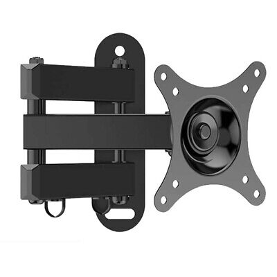 Universal LCD LED TV Wall Mount PC Monitor TV Holder Rotated TV Wall Bracket N • 24.69£