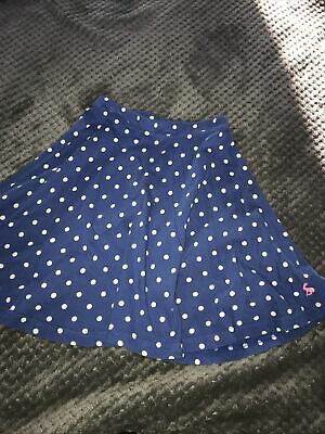 Joules Polka Dot Skirt Age 8 Years • 3.50£