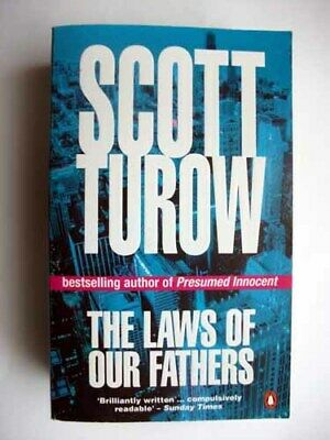 AU9.39 • Buy The Laws Of Our Fathers  Fourth Book Kindle County Series By Scott Turow