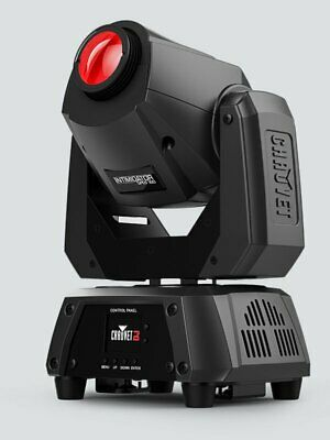 £375.23 • Buy Chauvet DJ Intimidator Spot 160 Compact Moving Head For Mobile Performance