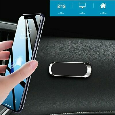 $5.99 • Buy Strip Shape Magnetic Car Phone Holder Stand  Magnet Mount Accessories