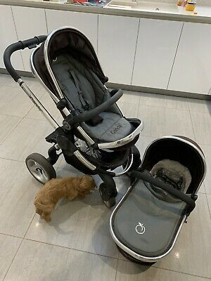 Icandy Pram And Pushchair Combo • 75£