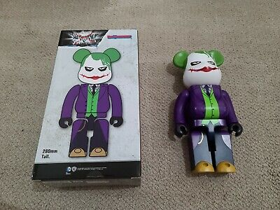 $350 • Buy Authentic The Joker Laughing Version 400% Bearbrick Be@rbrick Medicom Batman