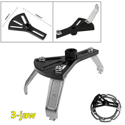 $30.50 • Buy Car Fuel Pump Lock Ring Tool Lid Tank Cover Remover Spanner 3-jaw Wrench Tool
