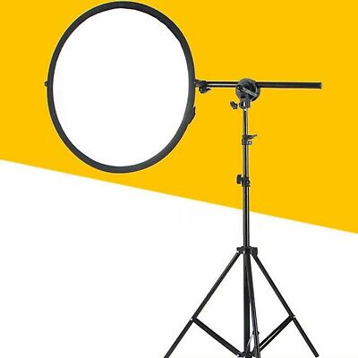 £28.88 • Buy Reflector Holder Studio Boom Arm 1.75m Collapsible Grip Disc Photography Grip