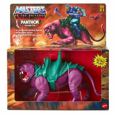 $0.99 • Buy NEW Masters Of The Universe Creature Origins Panthor Action Figure IN HAND