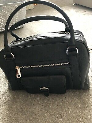 Icandy East West Emilia Baby Changing Bag Black • 10£