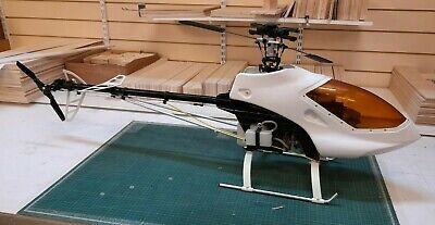£175 • Buy Vintage-Collectors Jing Shy Thunder Tiger Raptor 30 Like RC Helicopter