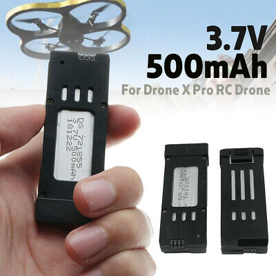 AU15.68 • Buy 3.7V 500mAh Universal Lipo Battery Outdoor Quadcopter Spare Parts For RC Drone