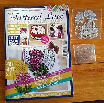 Tattered Lace Magazine - Issue No. 74 • 5£