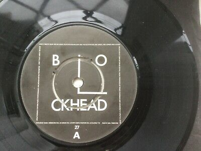 """Ian Dury And The Blockheads Vinyl 7"""" Single What A Waste B/w Wake Up • 1£"""