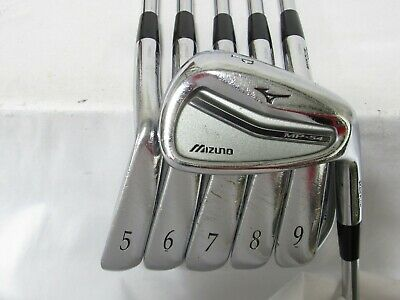 AU173.43 • Buy Used RH Mizuno MP-54 Forged Iron Set 5-P S300 Stiff Flex Steel Shafts