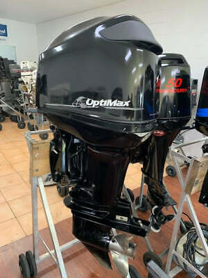 AU7950 • Buy 115hp Mercury Optimax Outboard Motor S3506
