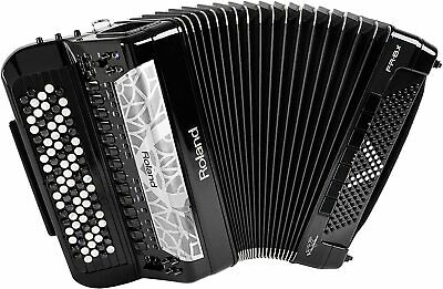AU10814.21 • Buy Roland Electronic Piano Accordion FR-8X BK Black NEW F/S JAPAN