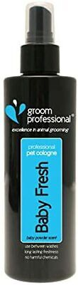 Groom Professional Baby Fresh Pet Cologne Chamomile Extract Soothing 100 Ml • 9.49£