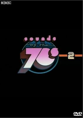 SOUNDS OF THE 70'S 2 - FIVE HOURS OF CLASSIC BBC MUSIC PERFORMANCES ON TWO DVDs! • 16.24£