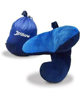 J-Pillow Chin Supporting Travel Pillow Supports Your Head,Neck & Chin 8541802540 • 19.95£