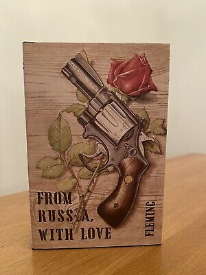 Ian Fleming FROM RUSSIA WITH LOVE 1st Edition Library Facsimile 1957 JAMES BOND • 7.50£