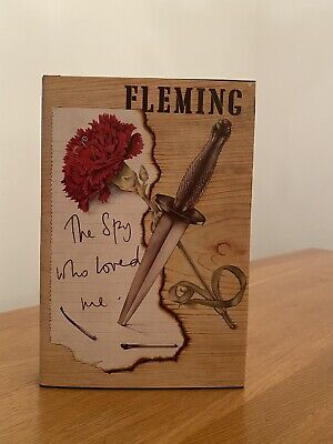 Ian Fleming THE SPY WHO LOVED ME 1st Edition Library Facsimile 1962 JAMES BOND • 5.50£