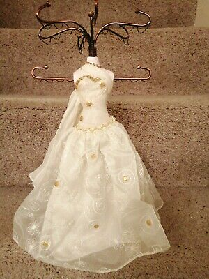 Jewellery Stand Tree ' Lady In Ball Gown' • 1.50£
