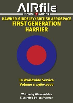 £29.95 • Buy HAWKER SIDDELEY BRITISH AREOSP: 1 (Camouflage And Markings) [Paperback] ASHLEY G