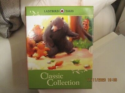 New 10 Ladybird Tales Classic Collection Of Children Books Great Christmas Gift. • 10£