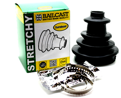 £10.99 • Buy Bailcast - DBC300 Duraboot Stretchy Drive Shaft CV Boot Kit Joint Gaiter Cone