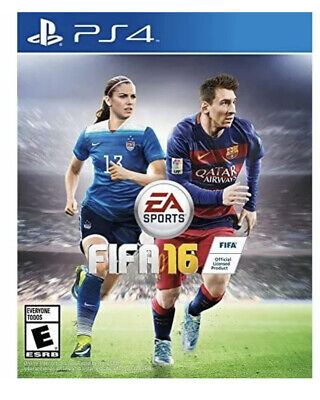 AU13.55 • Buy FIFA 16 PS4 PlayStation 4 Kids Soccer Game Sports