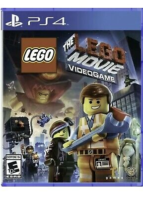 AU20.78 • Buy The LEGO Movie Videogame PS4 Kids Game 1 PlayStation 4