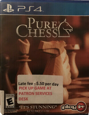 AU36.15 • Buy Pure Chess Ps4 PlayStation 4 Kids Game U.S. Version