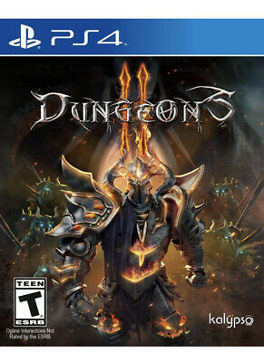 AU18.07 • Buy Dungeons II Ps4 PlayStation 4 T Kids Game 2