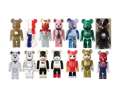 $119.99 • Buy Bearbrick Series 40 BRAND NEW W ARTIST CARD BE@RBRICK Medicom Toys Japan USA
