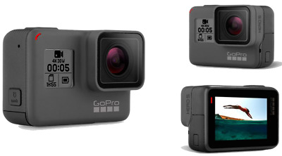 AU380 • Buy GoPro GPCHDHX-502 Hero5 Black Edition With Heaps Of Accessories