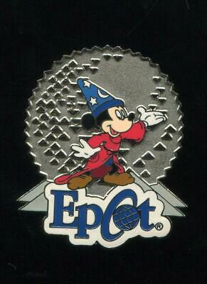 WDW Mickey Mouse With Spaceship Earth Disney Pin 15744 • 5.03£