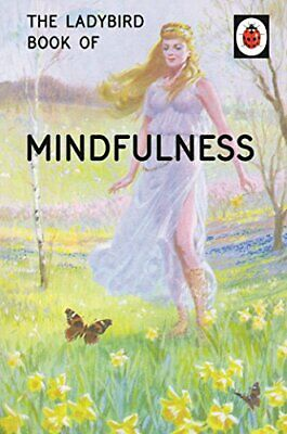The Ladybird Book Of Mindfulness (Ladybirds For Grown-Ups) New Hardcover Book • 9.98£
