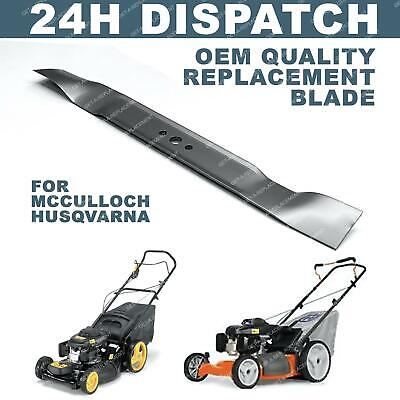 £14.25 • Buy 53cm Blade For McCulloch Husqvarna Partner & Electrolux Lawn Mowers